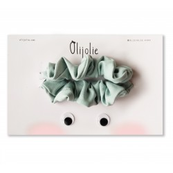 Scrunchie Paula mint
